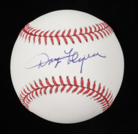 Doug Flynn Signed OML Baseball (JSA COA) at PristineAuction.com