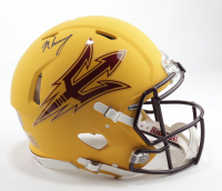 N'Keal Harry Signed Arizona State Sun Devils Full-Size Authentic On-Field Helmet (Beckett COA) (See Description) at PristineAuction.com