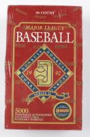 1992 Donruss Series 2 Baseball Hobby Box with (36) Packs at PristineAuction.com