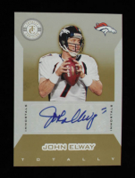 John Elway 2011 Totally Certified Gold Signatures #148 #3/15 at PristineAuction.com
