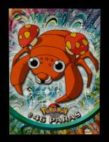 Paras 1999 Pokemon TV Animation Series 1 #46 at PristineAuction.com