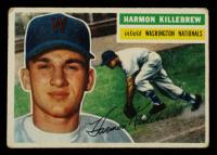 Harmon Killebrew 1956 Topps #164 at PristineAuction.com