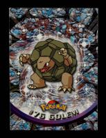 Golem 1999 Pokemon TV Animation Series 1 #76 at PristineAuction.com