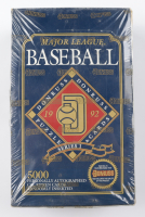1992 Donruss Series 1 Baseball Hobby Box with (36) Packs (See Description) at PristineAuction.com