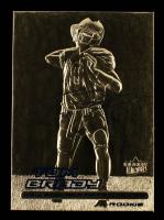 Tom Brady 2000 Fleer Ultra 23KT Gold Card at PristineAuction.com