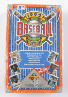 1992 Upper Deck Low Series Baseball Box of (36) Packs (See Description) at PristineAuction.com