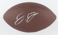 Josh Jacobs Signed NFL Football (JSA COA) (See Description) at PristineAuction.com
