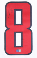 Alexander Ovechkin Signed Capitals Jersey (Beckett COA) (See Description) at PristineAuction.com