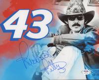 Richard Petty Signed NASCAR 8x10 Photo (PSA COA) at PristineAuction.com
