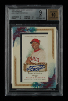 Howie Kendrick 2007 Topps Allen and Ginter Autographs #HK F (BGS 9) at PristineAuction.com