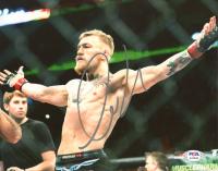 Conor McGregor Signed UFC 8x10 Photo (PSA COA) at PristineAuction.com