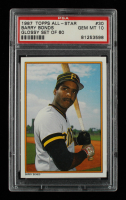 Barry Bonds 1987 Topps Glossy AS #30 (PSA 10) at PristineAuction.com