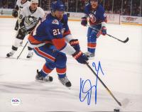 Kyle Okposo Signed Islanders 8x10 Photo (PSA COA) at PristineAuction.com