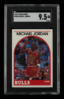Michael Jordan 1989-90 Hoops #200 (SGC 9.5) at PristineAuction.com