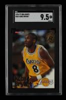 Kobe Bryant 1996-97 Hoops #281 RC (SGC 9.5) at PristineAuction.com