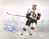 Erik Karlsson Signed Senators 8x10 Photo (PSA COA) at PristineAuction.com