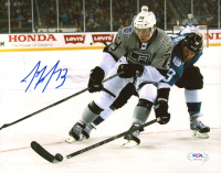 Tyler Toffoli Signed Kings 8x10 Photo (PSA COA) at PristineAuction.com