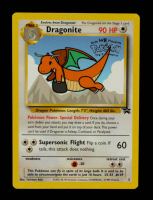 Dragonite 1999-02 Pokemon Wizards of the Coast Black Star Promos #5 at PristineAuction.com
