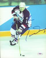 Mike Modano Signed Olympics 8x10 Photo (PSA COA) at PristineAuction.com