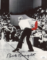Bob Knight Signed Indiana Hoosiers 8x10 Photo (JSA COA) (See Description) at PristineAuction.com