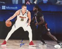 Nikola Jokic Signed Nuggets 8x10 Photo (JSA COA) at PristineAuction.com