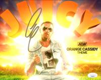 Orange Cassidy Signed AEW 8x10 Photo (JSA COA) at PristineAuction.com
