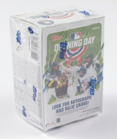 2021 Topps Opening Day Baseball Blaster Box with (11) Packs (See Description) at PristineAuction.com