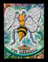 Beedrill 1999 Pokemon TV Animation Series 1 #15 at PristineAuction.com