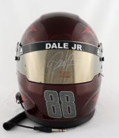 Dale Earnhardt Jr. Signed NASCAR #88 Full-Size Helmet (Earnhardt Jr. Hologram & Fanatics Hologram) (See Description) at PristineAuction.com