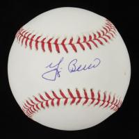 Yogi Berra Signed OML Baseball (Steiner COA) at PristineAuction.com