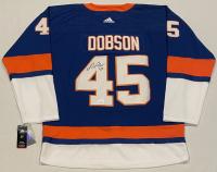 Noah Dobson Signed Islanders Jersey (JSA COA) at PristineAuction.com