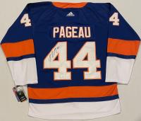 Jean-Gabriel Pageau Signed Islanders Jersey (JSA COA) at PristineAuction.com