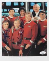 "Nichelle Nichols & Walter Koenig Signed ""Star Trek: The Original Series"" 8x10 Photo (JSA COA) at PristineAuction.com"