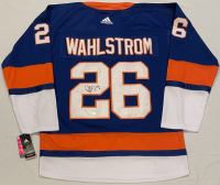 Oliver Wahlstrom Signed Islanders Jersey (JSA COA) at PristineAuction.com