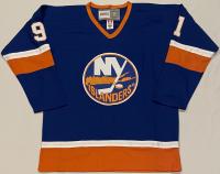 Butch Goring Signed Islanders Jersey (JSA COA) at PristineAuction.com
