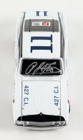 A.J. Foyt Signed NASCAR #11 1969 Torino Cobra 1:24 Premium Diecast Car (PA COA) at PristineAuction.com