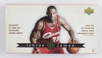 2003-04 Upper Deck Lebron James Box Set of (32) Cards at PristineAuction.com