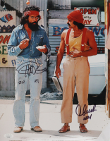 """Cheech Marin & Tommy Chong Signed """"Up In Smoke"""" 11x14 Photo Inscribed """"2021"""" (JSA COA) at PristineAuction.com"""
