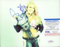 Natalya Neidhart Signed WWE 8x10 Photo (PSA COA) at PristineAuction.com