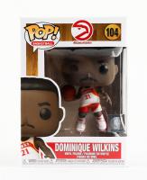 Dominique Wilkins - Hawks - Basketball #104 Funko Pop! Vinyl Figure at PristineAuction.com