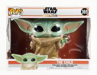 "The Child / Grogu - ""The Mandalorian"" - Star Wars #369 Large 10"" Funko Pop! Vinyl Figure at PristineAuction.com"