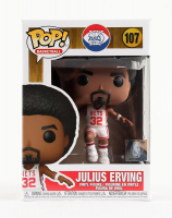 Julius Erving - Nets - Basketball #107 Funko Pop! Vinyl Figure at PristineAuction.com