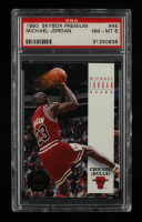 Michael Jordan 1993-94 SkyBox Premium #45 (PSA 8) at PristineAuction.com