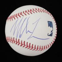 Mike Tyson Signed OML Baseball (PSA COA) at PristineAuction.com