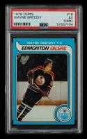 Wayne Gretzky 1979-80 Topps #18 RC (PSA 5) (MK) at PristineAuction.com