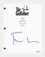 "Francis Ford Coppola Signed ""The Godfather"" Movie Script (AutographCOA COA) at PristineAuction.com"