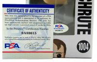 "Rainn Wilson Signed ""The Office"" #1004 Dwight Schrute Funko Pop! Vinyl Figure (PSA COA) at PristineAuction.com"