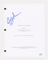 """Andy Serkis Signed """"The Lord of the Rings: The Two Towers"""" Movie Script (AutographCOA COA) at PristineAuction.com"""