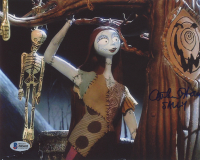 """Catherine O'Hara Signed """"The Nightmare Before Christmas"""" 8x10 Photo Inscribed """"Sally"""" (Beckett COA) at PristineAuction.com"""