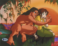 """Tony Goldwyn Signed """"Tarzan"""" 8x10 Photo (Beckett COA) at PristineAuction.com"""